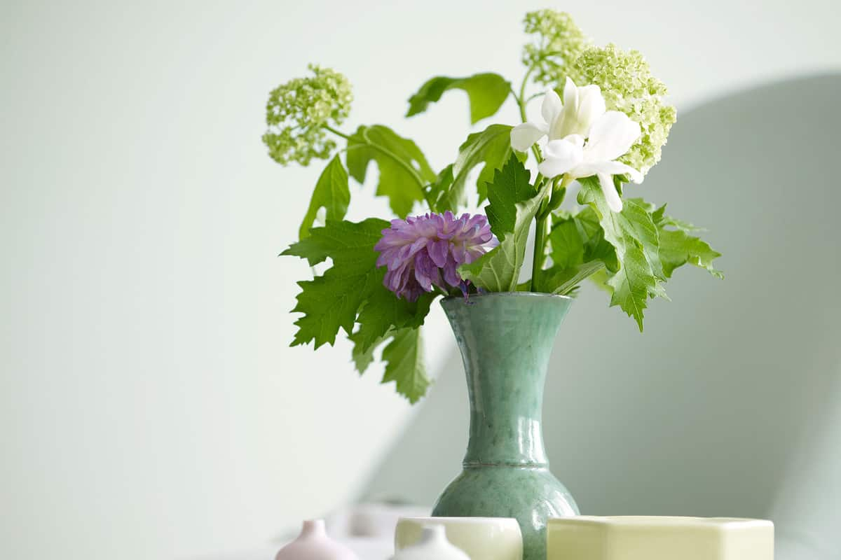 artificial plants at home create a stunning composition - Artificial plants at home - create a stunning composition