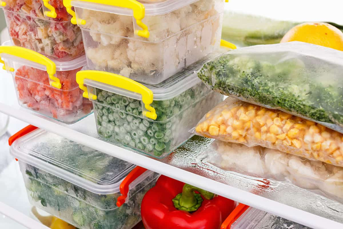 freezing a way to save money and cook quickly - Freezing - a way to save money and cook quickly