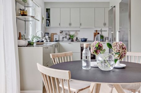 Small kitchen tables – the 5 most interesting models